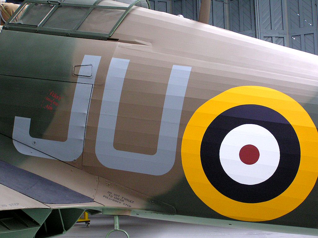 Hawker Hurricane the wooden Fighter that saved London during the Blitz
