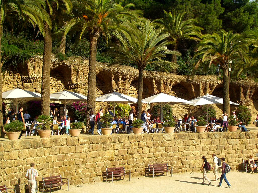 Barcelona and Gaudi Ideal Spanish