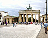 Berlin capital of Germany Ideal tourist city break vacation destination - photographic wallpaper
