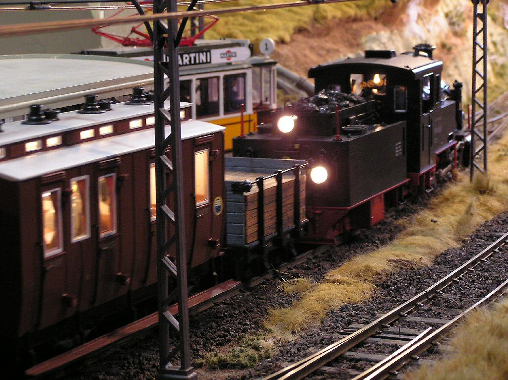 G Gauge 16mm Model railway Narrow gauge Garden layout train set photos