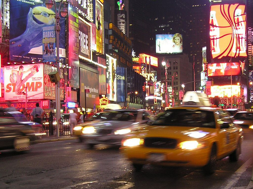 New York City, Manhattan, NY, USA Ideal shopping